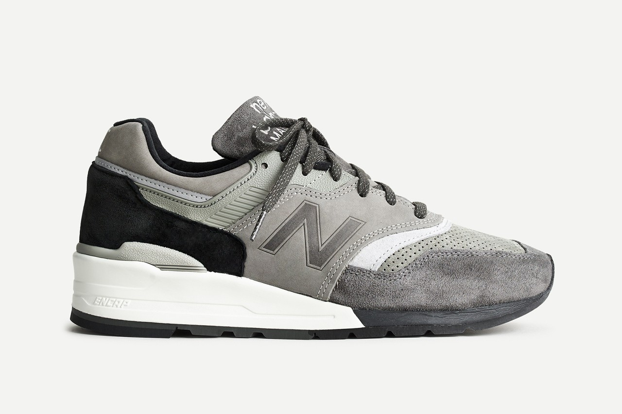 j crew new balance 997 10th anniversary grey navy white official release date info photos price store list buying guide