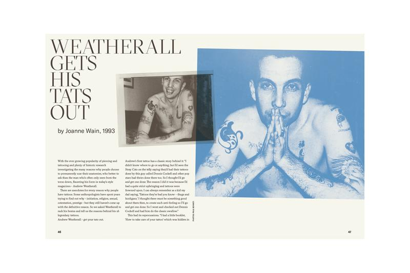Andrew Weatherall jocket slut tribute book where to buy how to buy charity music Manchester magazine dj music producer acid house