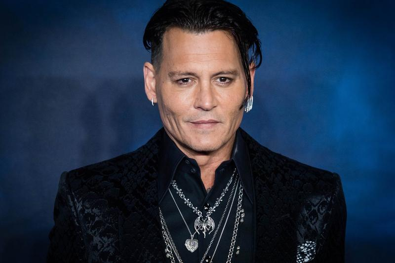 Johnny Depp Has Been Asked by Warner Bros to Resign from 'Fantastic Beasts' JK Rowling Jude law  U.K. Harry Potter Wizards Gellert Grindelwald Warner Bros. Films movies Amber Heard