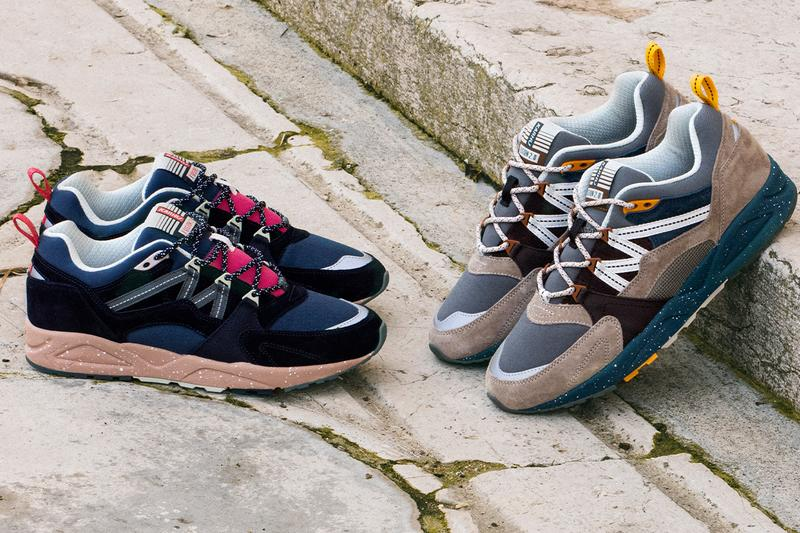 karhu drops colours of mood pack fall winter 2020 release information clothing footwear sneaker fusion 2.0 aria 95 synchronised