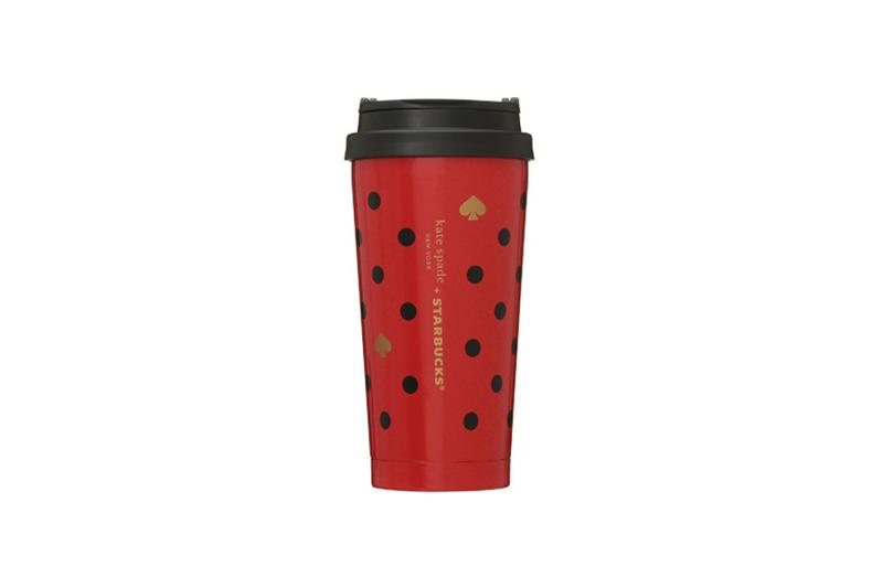 Kate Spade Starbucks Japan Collab Collection 2020 tumblers mugs coffee
