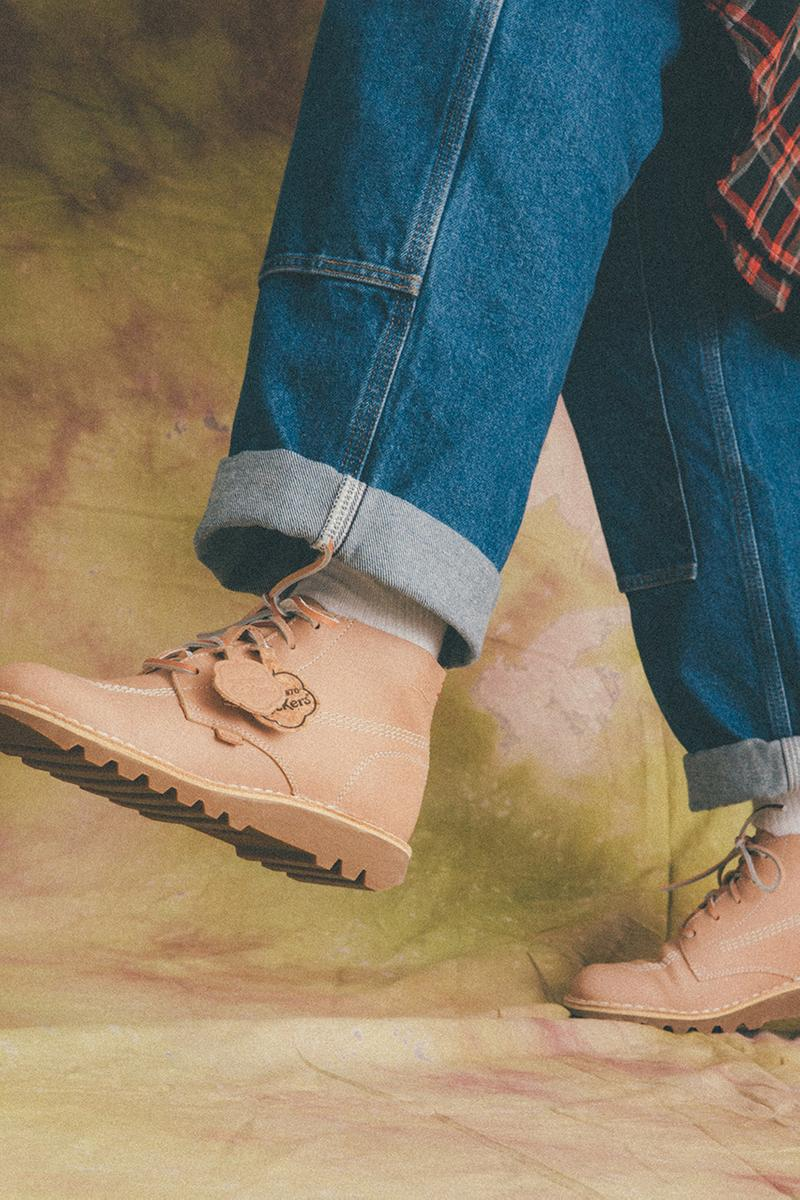 kickers kick hi collection class of 50 anniversary capsule pack release details information brown tan red details