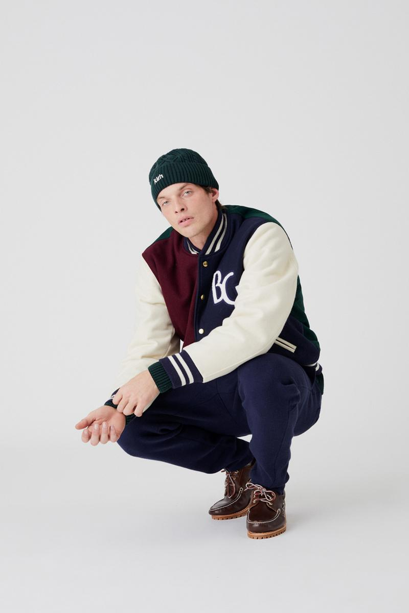 KITH Winter 2020 Collection Lookbook, Collaborations asics sneaker converse nike chuck taylor diemme boots gel lyte