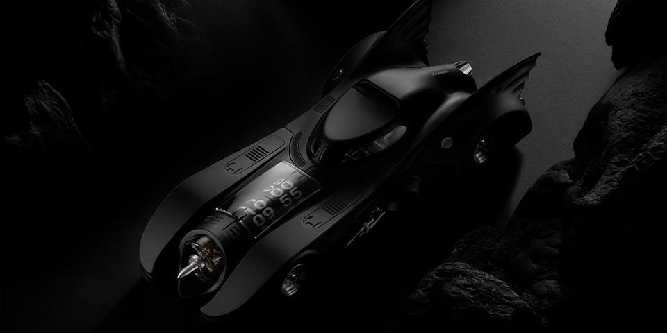 Batmobile - cover