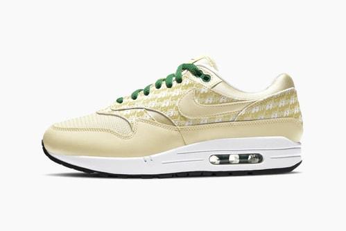 """Nike's Air Max 1 """"Lemonade"""""""