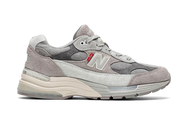 Levi's New Balance 992 Release Info Buy Price Date grey m992lv