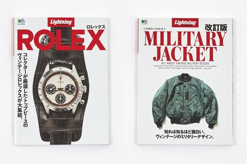 'Lightning Archives' Historical Guides Deep Dive Into Rolex, Champion, Military and More