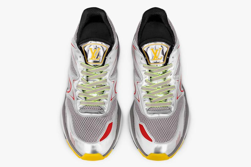 Louis Vuitton's LV Trail Sneaker Is One Way to Get Noticed While Hiking Virgil Abloh LV Kicks footwear shoes sneakers trainers luxury