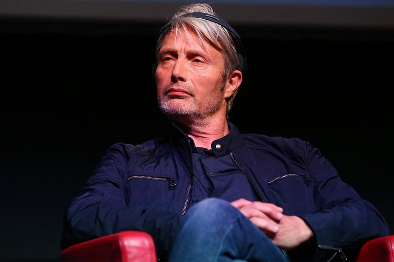 Mads Mikkelsen in Talks to Replace Johnny Depp fantastic beasts amber heard warner bros jk rowling harry potter hannibal