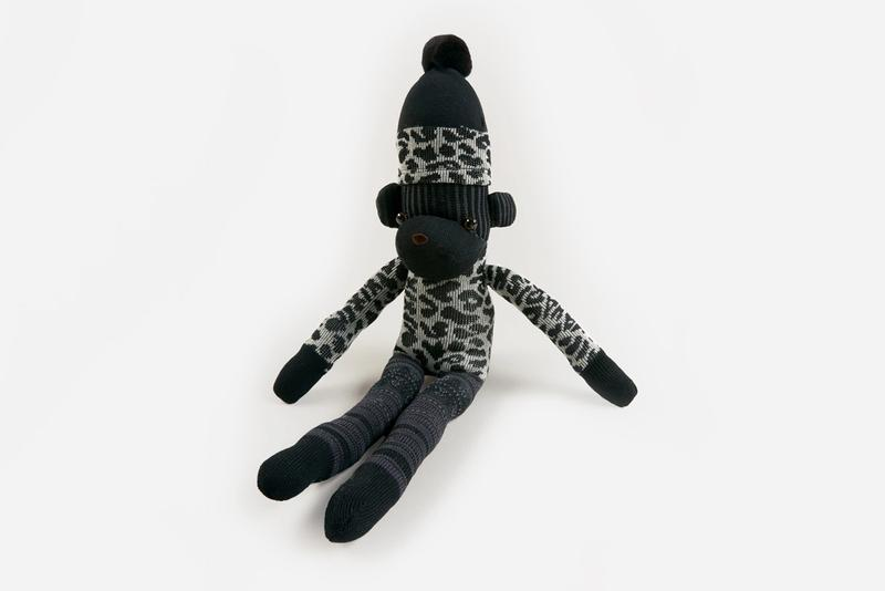 maharishi ayame sock monkey collectibles