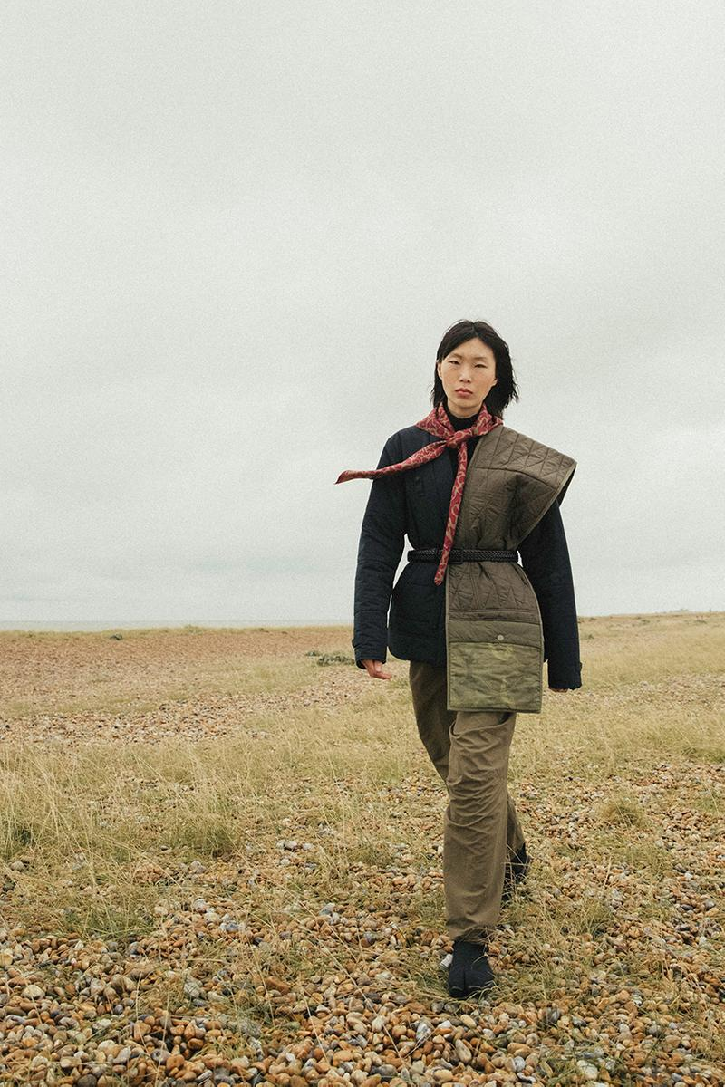 maharishi fall winter 2020 technical performance editorial lookbook release details information collection