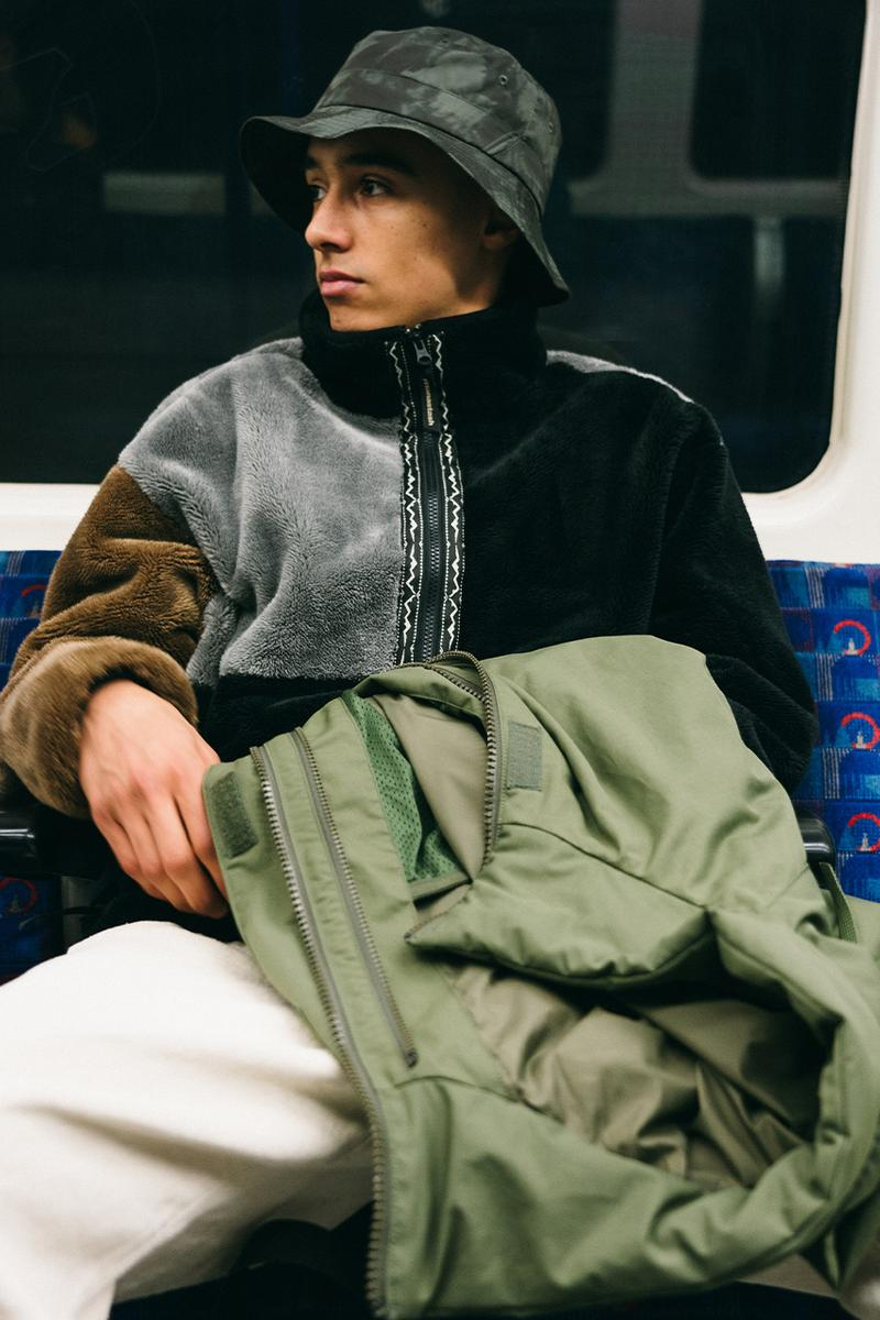 manastash fall winter 2020 collection information release Japanese American design outerwear