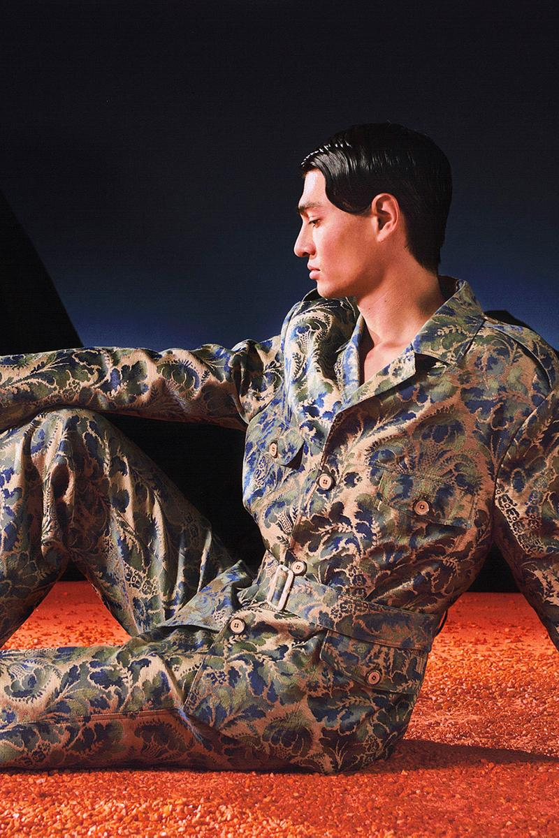 "Martin Asbjørn ""All Inclusive"" Spring/Summer 2021 SS21 Campaign Lookbook Collection '70s Movie Stars Danish Designer Gender-Fluid LGBTQ Non Conformity Expressive Clothing Unisex Sustainability"