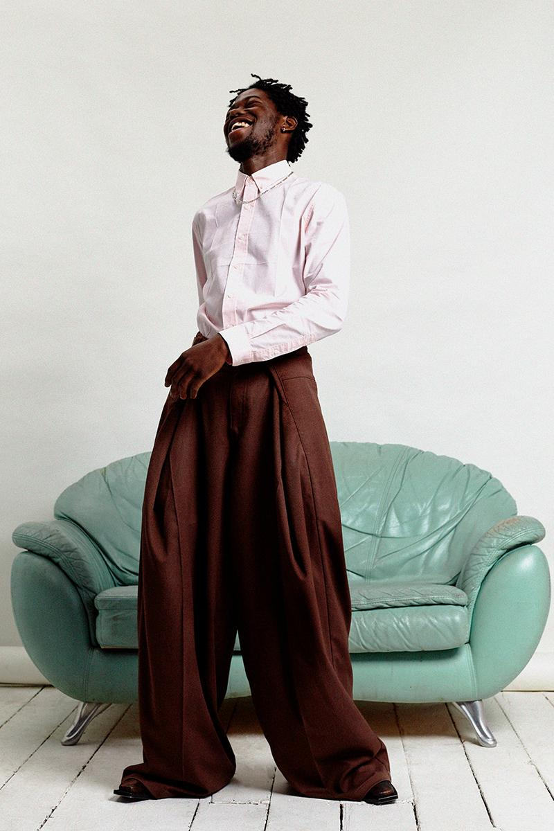 Martine rose farah fall winter 2020 interview jamaica culture rude boy release information details collaboration collection london