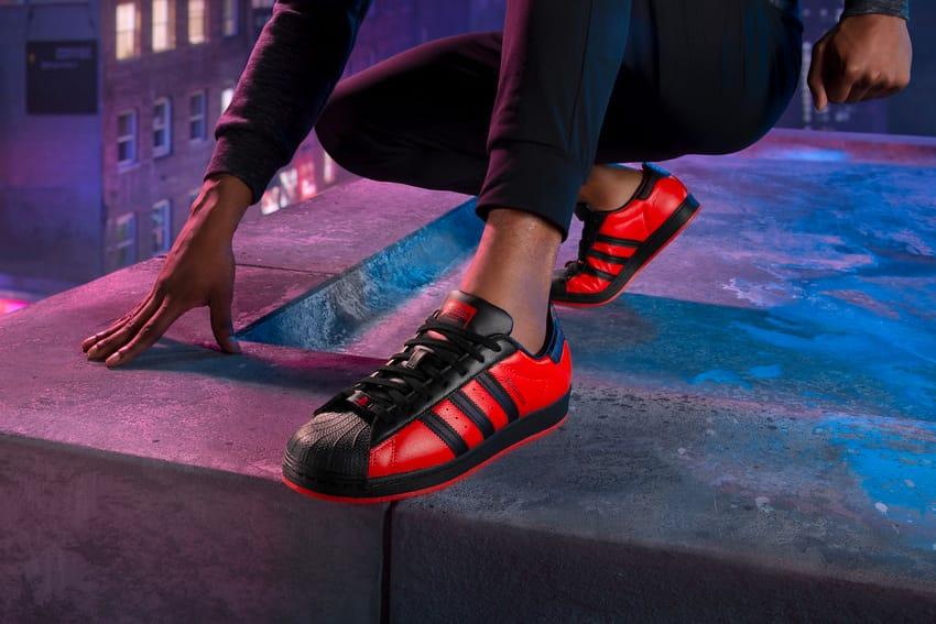 Spider-Man: Miles Morales' x adidas