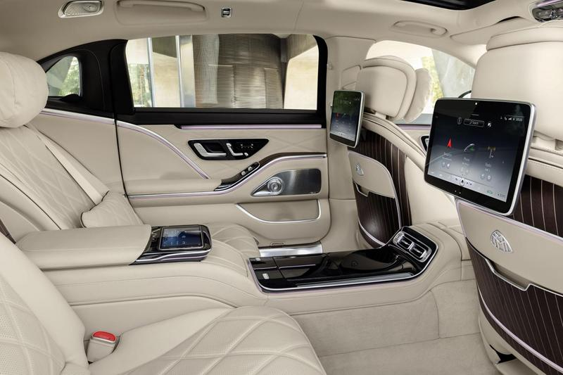 Mercedes-Maybach S-Class 600 2021 Benz Merc V12 Luxury Saloon Travel German Automotive China Imports Design LWB Performance Speed Safety Release Information Price