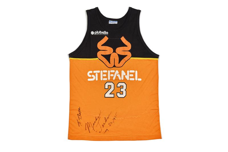 michael jordan shattered backboard game jersey sothebys auction official dates info photos price buying bidding guides memorabilia