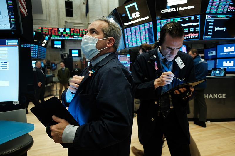 moderna shares covid19 vaccine stock market