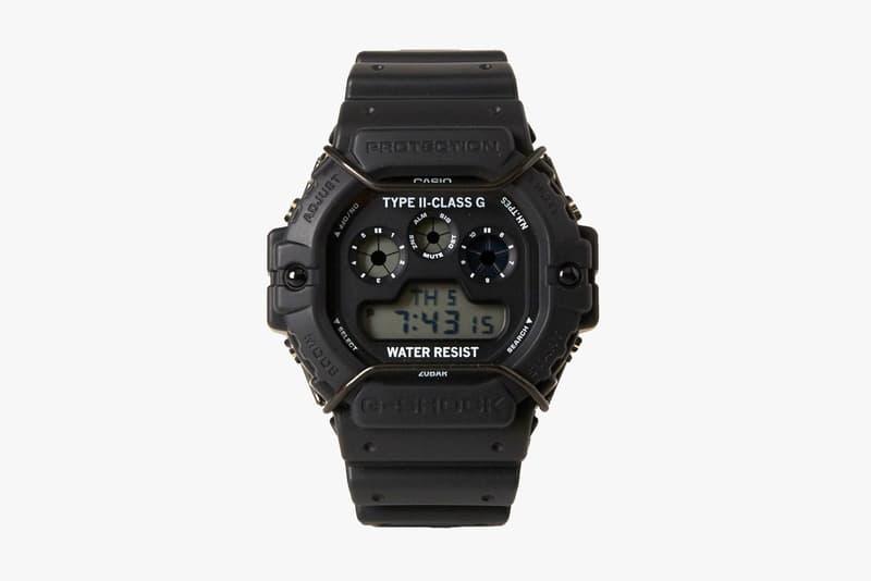 DW-5900 N.HOOLYWOOD DW-5900 Casio G-Shock  watches digital Japan Mister Hoolywood fashion Tokyo Osaka Mil-Spec