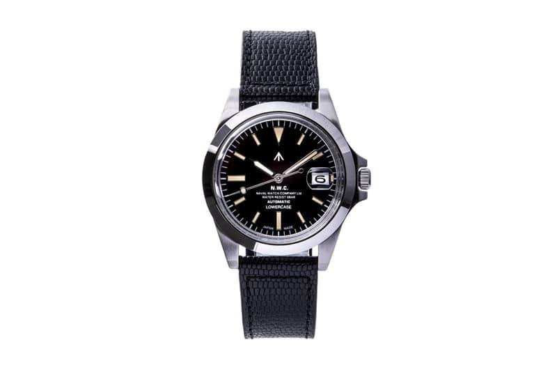 NWC Lowercase Naval Watch Company FRXA002 FRXB001 FRXB002 FRXA001 beams b ming accessories