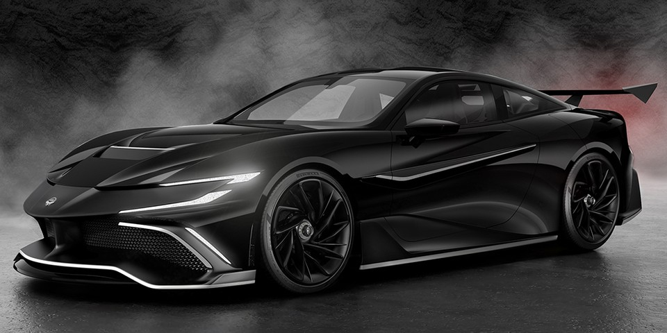 Naran Automotive's 1,048 HP Four-Seater Hypercar Is So Bespoke, You Name It Yourself