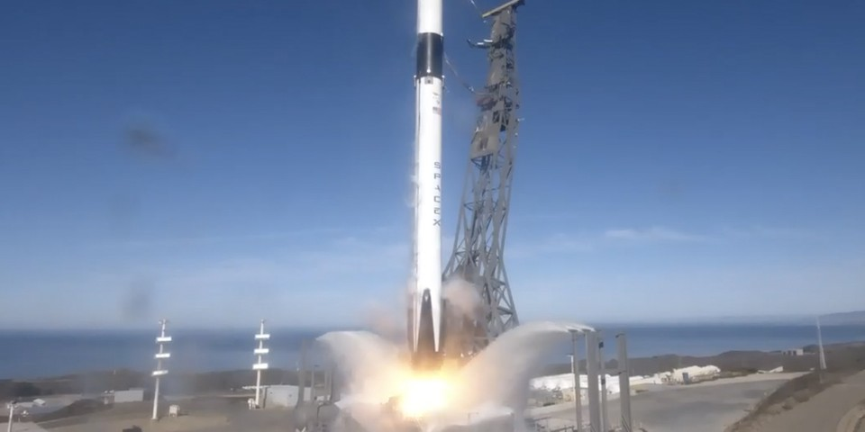 NASA and European Partners to Launch Sea Level-Tracking Satellites Through SpaceX - HYPEBEAST