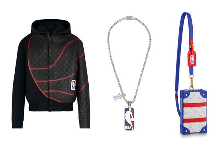 Take a Full Look at the NBA x Louis Vuitton Capsule Collection