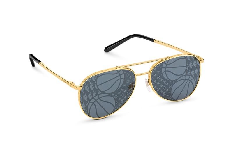 NBA Louis Vuitton Capsule Collection Release Info Buy Price Outerwear jacket shirt necklace bracelet trunk bag