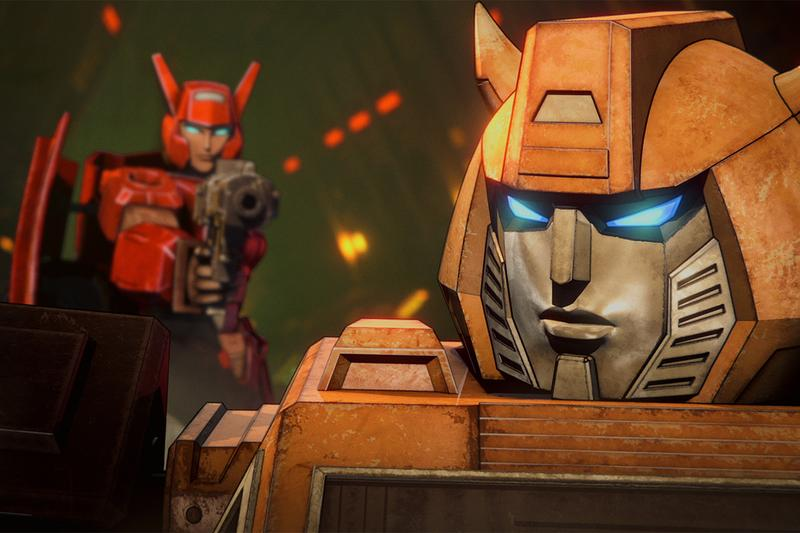 netflix rooster teeth transformers war for cybertron trilogy siege earthrise release date animation