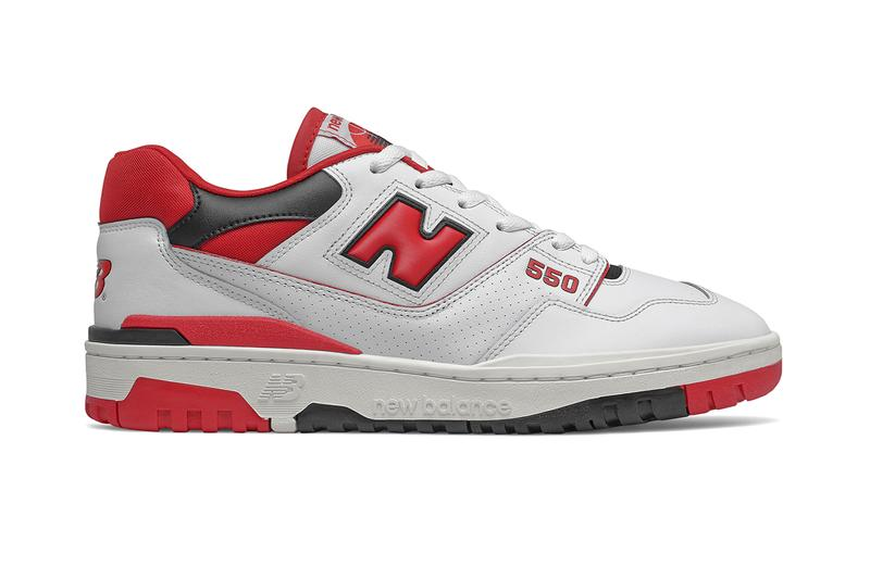 new balance 550 sneaker gbb550se1 SN1 red blue release date japan retro price colorway info buy price aime leon dore