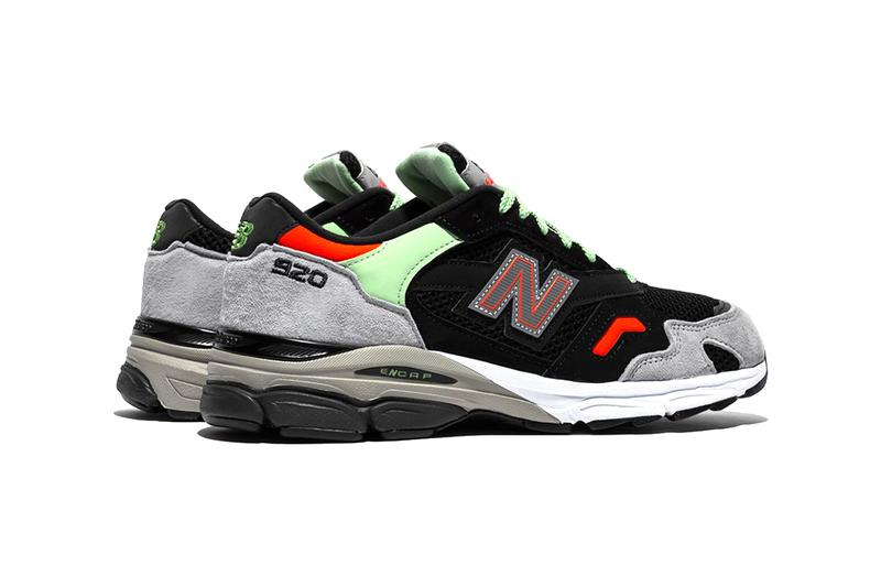 new balance black grey mint release information 920 when does it drop how much