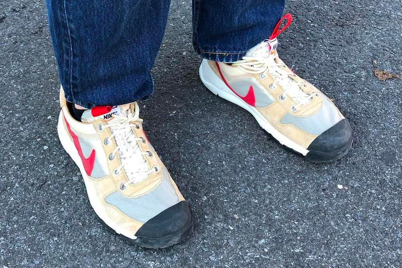 Image Rumour Tom Sachs NikeCraft Mars Yard 2 5 Surface menswear streetwear shoes sneakers kicks trainers runners designers artists footwear fw20 half gallery