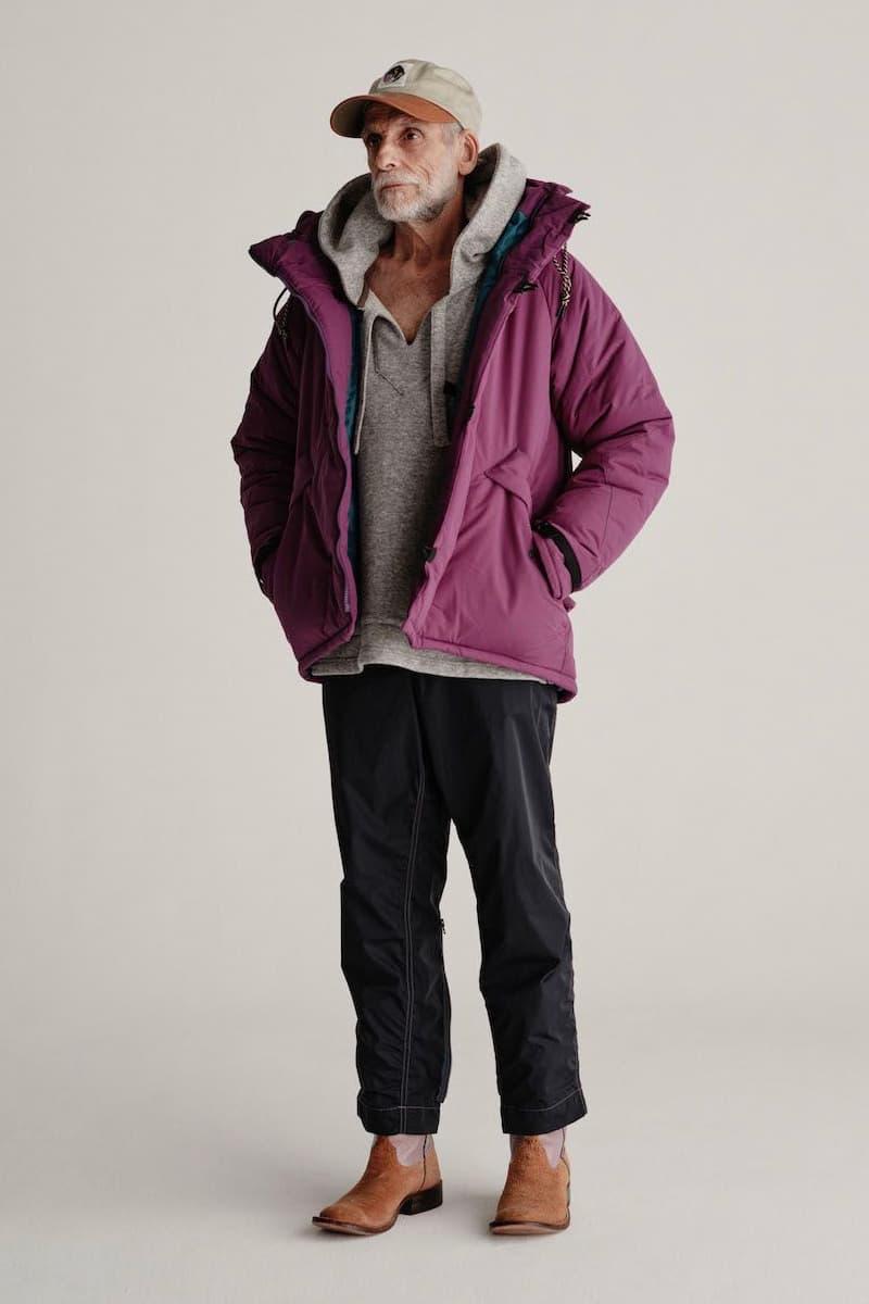 NEXUSVII Fall Winter 2020 Lookbook menswear streetwear fw20 jackets coats pants trousers japanese brand