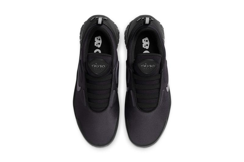nike adapt auto max black white self power lacing shoe sneaker CZ6800 002 official release date info photos price store list buying guide