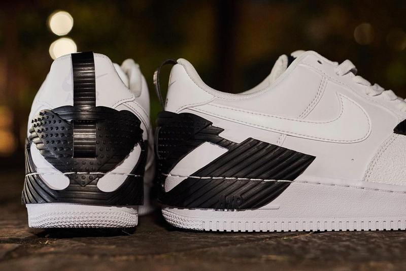 nike sportswear air force 1 low NDSTRKT white black CZ3596 100 official release date info photos price store list buying guide