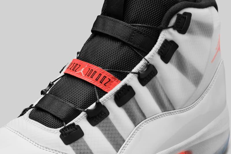 Nike Jordan Brand Air Jordan 11 25th Anniversary Jubilee Edition Adapt Auto Lacing Tinker Hatfield Jumpman Michael MJ Basketball Sneaker Shoe Trainer Mid Top Release Information Drop Date Closer First Look