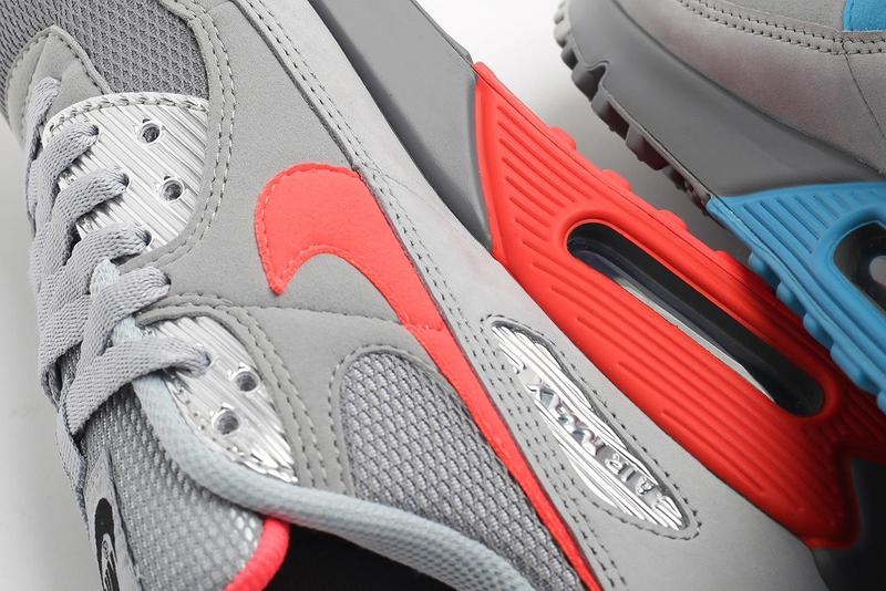 nike air max 90 release information moscow lazer grey smoke blue infrared release information buy cop purchase details russia