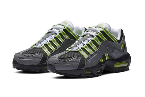 "Nike Air Max 95 NDSTRKT ""Neon"" Is A Conceptual Take on a Classic"