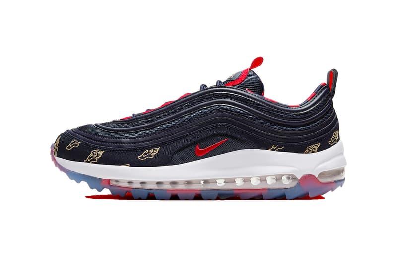 nike air max 97 wing it navy colorway release footwear sneakers shoes