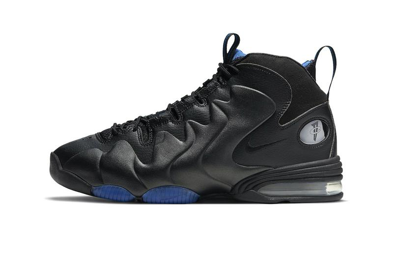 Nike Air Penny 3 Black Royal CT2809 001 release menswear streetwear fall winter 2020 collection shoes sneakers kicks runners trainers