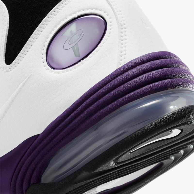 nike sportswear air penny hardaway 3 eggplant white black CT2809 500 official release date info photos price store list buying guide