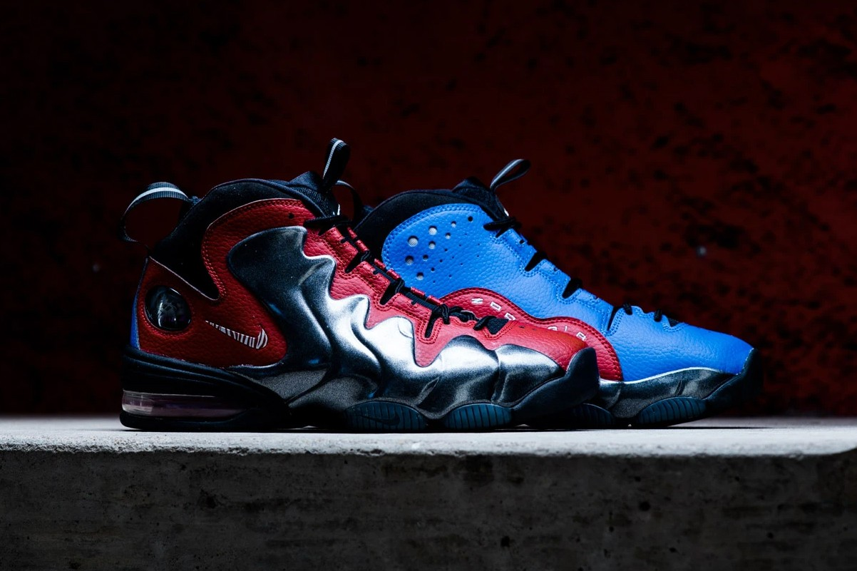 Check Out This Nike Air Foamposite One Memphis Tigers PE ...