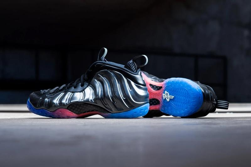 nike sportswear air penny 3 foamposite one hardaway memphis black team royal orange metallic silver university red varsity royal CU8063 CU8058 001 official release date info photos price store list buying guide