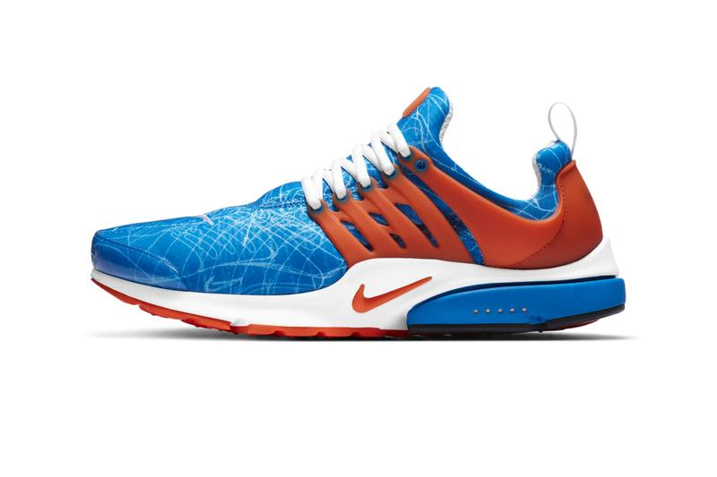 Nike Air Presto Soar Official Look Release Info CJ1229-401 Blue Orange Price Buy