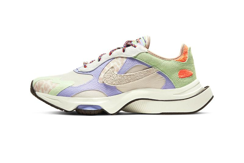 """Nike Air Zoom Division WNTR """"Fur Pack"""" DC2113 118 womenswear streetwear trainers runners sneakers kicks fall winter 2020 collection fw20 shoes footwear"""