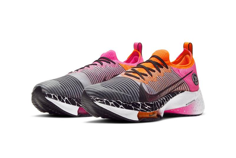 nike running air zoom tempo next percent white black gray orange pink DC0703 106 official release date info photos price store list buying guide