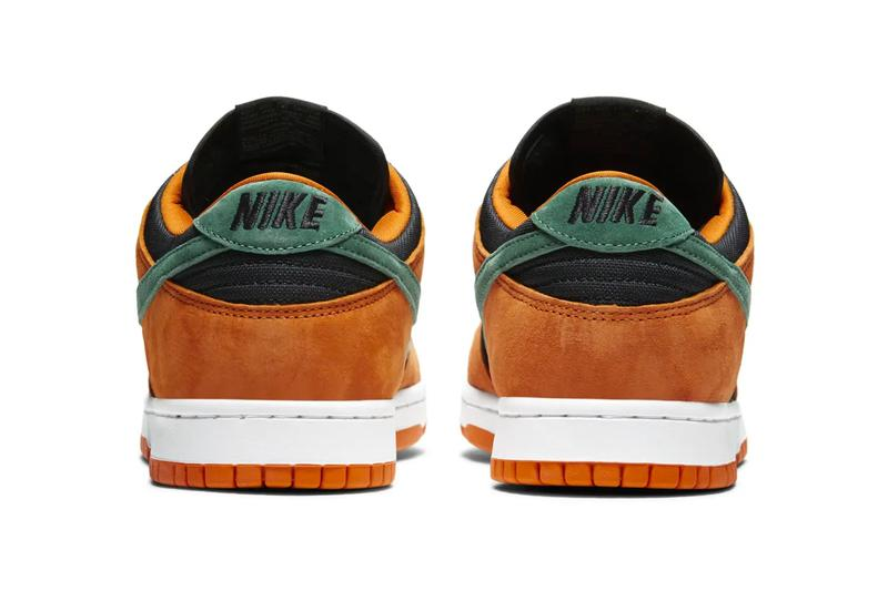 Nike Dunk Low Ceramic Official Look Release Info DA1469-001 Black Nori Buy Price Ugly Ducklings Plum Veneer