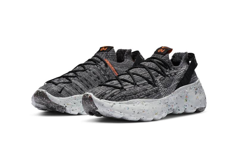nike sportswear space hippie 04 iron grey space dust black cz6398 002 official release date info photos price store list buying guide