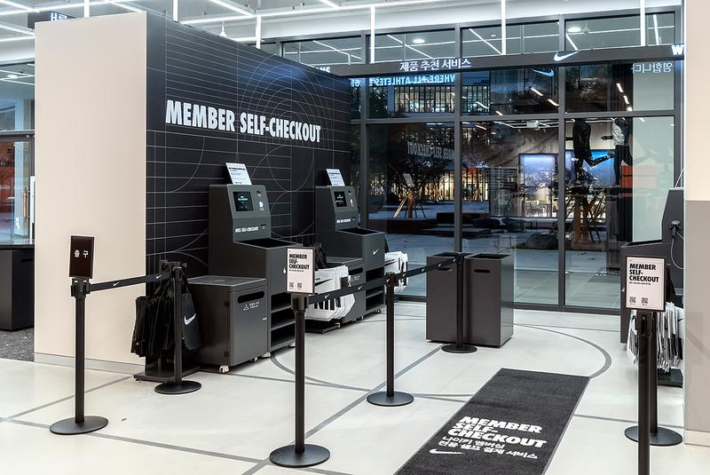 nike unite retail concept info in store online experiences store locations photos