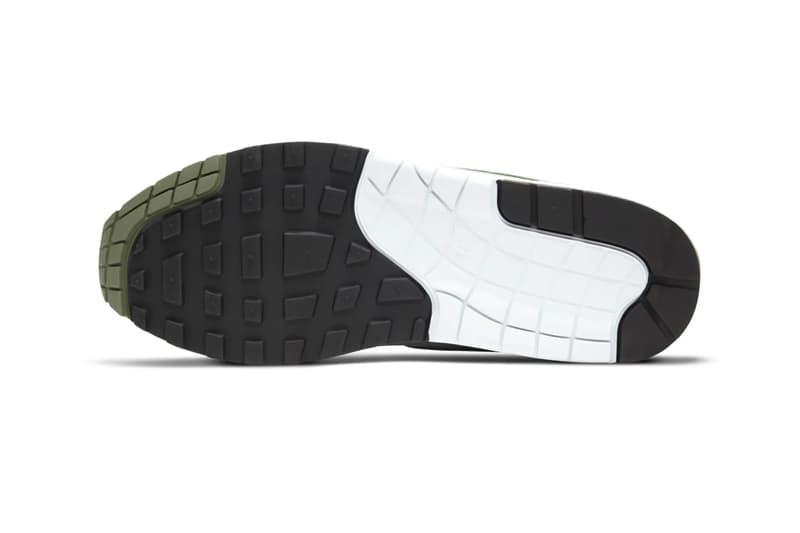 Nike Air Max 1 Spiral Sage DB5074 100 release menswear streetwear footwear shoes sneakers kicks trainers runners info Buy Date Price